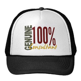 Genuine Consultant Trucker Hat
