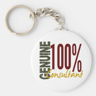 Genuine Consultant Key Chains