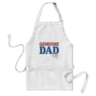 Genuine Dad Apron