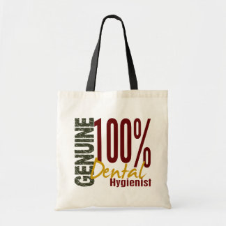 Genuine Dental Hygienist Tote Bag