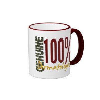 Genuine Dermatologist Coffee Mug