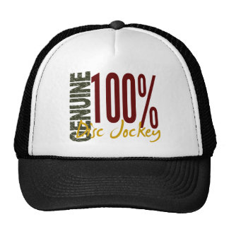 Genuine Disc Jockey Mesh Hat