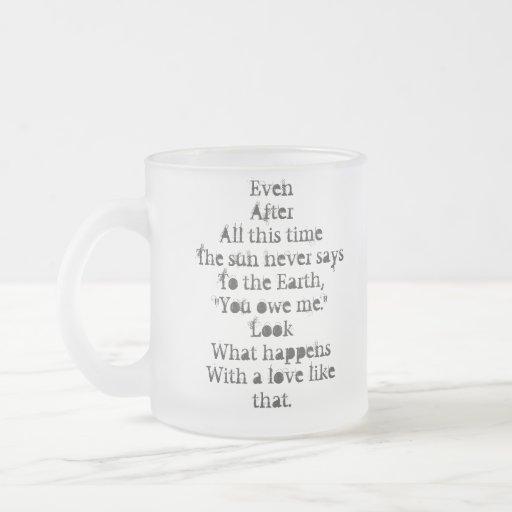 Genuine Love Mug