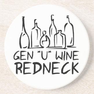 Genuine Redneck Drink Coaster