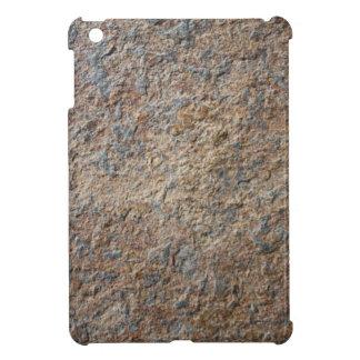 Genuine Slate Rock Photo Texture Natural Earthy iPad Mini Cover