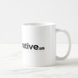 GenX Conservative Logo Mug