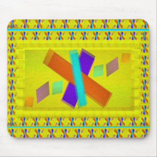 Geo Abstract Mousepad