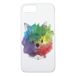 Geo Bunny Phone Cover