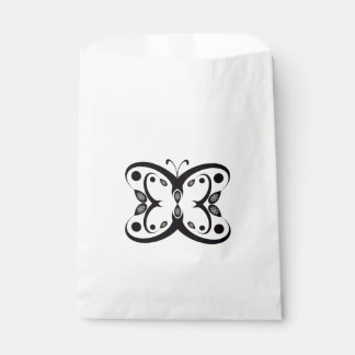 Geo Butterfly Favour Bags