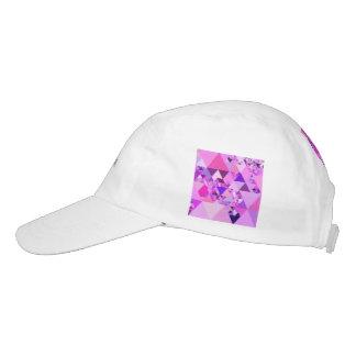 Geo Fun 19 pink (I) Hat