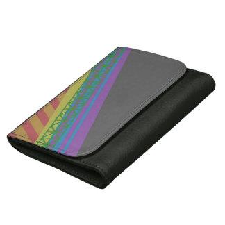 Geo Rainbow Women's Wallets