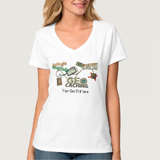 Geocache Fun - Customize T-Shirt