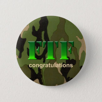 Geocaching Button FTF