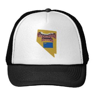 Geocaching Nevada Cap Trucker Hat