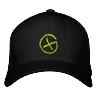 Geocaching symbol baseball cap