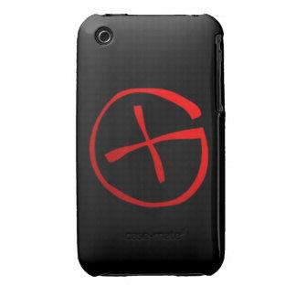 Geocaching Symbol iPhone 3 Cover