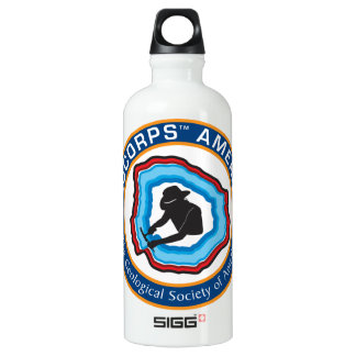 GeoCorps America Aluminium Water Bottle