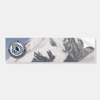 GeoCorps America Bumper Sticker