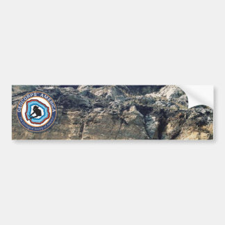 GeoCorps America - Geology Bumper Sticker