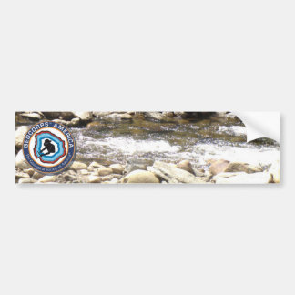 GeoCorps America - Hydrology Bumper Sticker