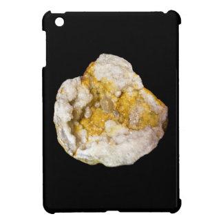 Geode Half on Black iPad Mini Case