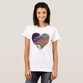 Geode  Heart  T-Shirt