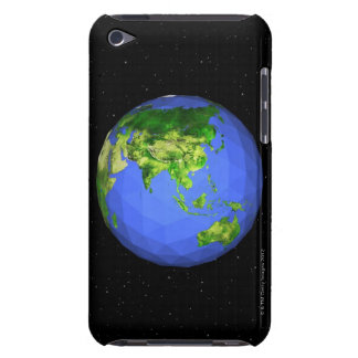Geodesic Globe in Space Barely There iPod Case