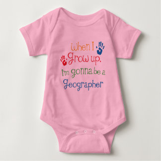 Geographer (Future) Child Baby Bodysuit