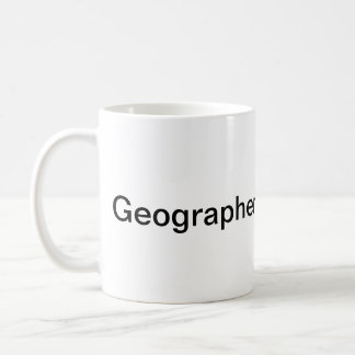 Geographer Mug