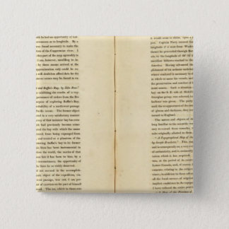 Geographical Memoir 3 15 Cm Square Badge