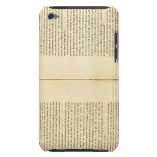Geographical Memoir Barely There iPod Case