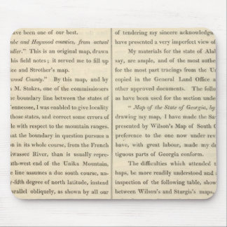 Geographical Memoir continued 2 Mouse Mat