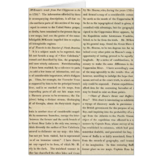 Geographical Memoir continued 3 Card