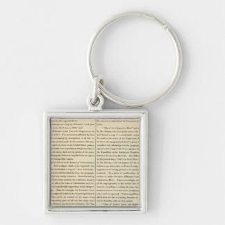 Geographical Memoir continued 3 Key Ring