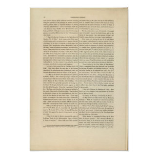 Geographical Memoir continued 4 Poster
