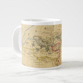 Geography of Herodotus Large Coffee Mug