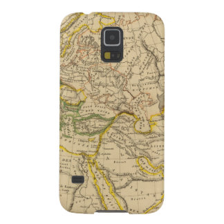 Geography of the Middle Ages Galaxy S5 Covers