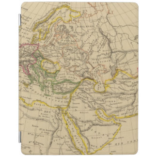 Geography of the Middle Ages iPad Cover