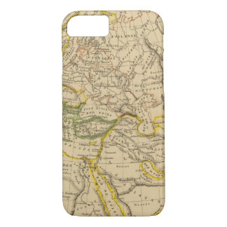 Geography of the Middle Ages iPhone 8/7 Case