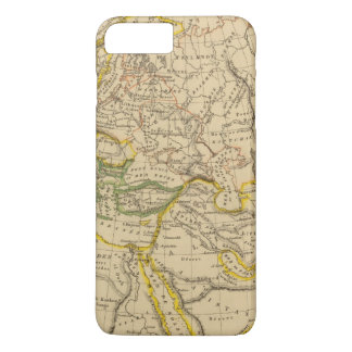 Geography of the Middle Ages iPhone 8 Plus/7 Plus Case