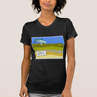 Geography, Science, Formation of Sedimentary Rocks Tee Shirts