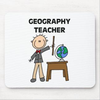 GEOGRAPHY TEACHER MOUSE MATS