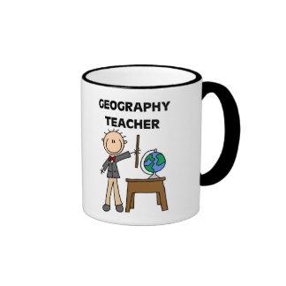 GEOGRAPHY TEACHER MUGS