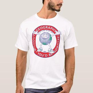 GEOGRAPHY_TSHIRT T-Shirt
