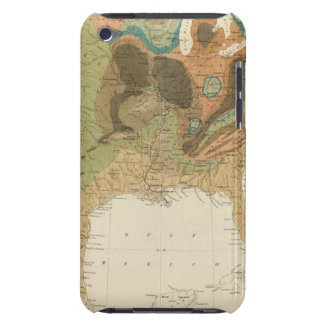 Geol map US iPod Touch Case-Mate Case