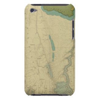 Geologic Map Showing The Kanab Barely There iPod Case