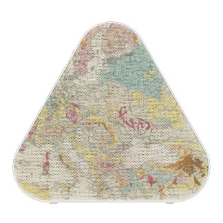 Geological map Europe