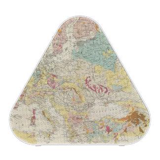Geological map Europe