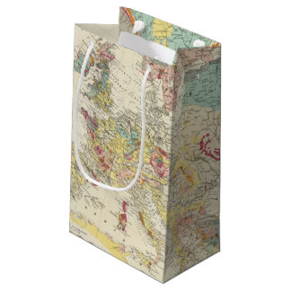Geological map Europe Small Gift Bag