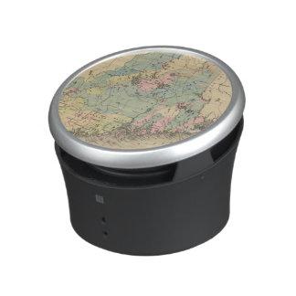 Geological map of Maine Speaker